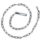 "Peerless Model PSC60 Belly Chain, 60"""