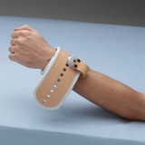 Posey Model 2208 Leather Locking Cuffs (Pair)