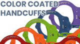 Color Coated Handcuffs