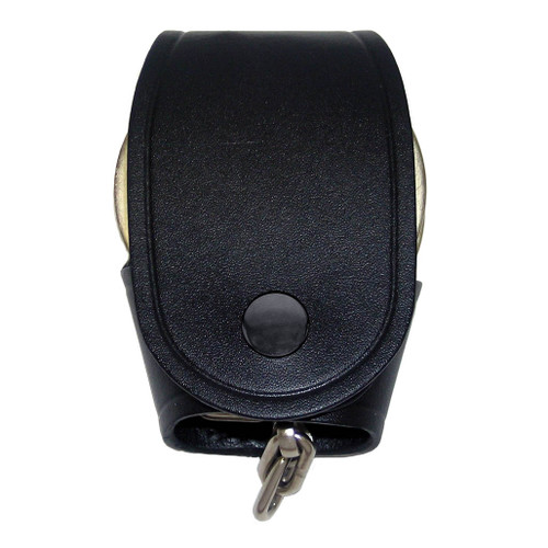 Aker R505-BP Pro-Bond Slim Handcuff Case Plain Black
