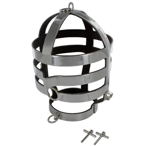 Stainless Steel Head Cage