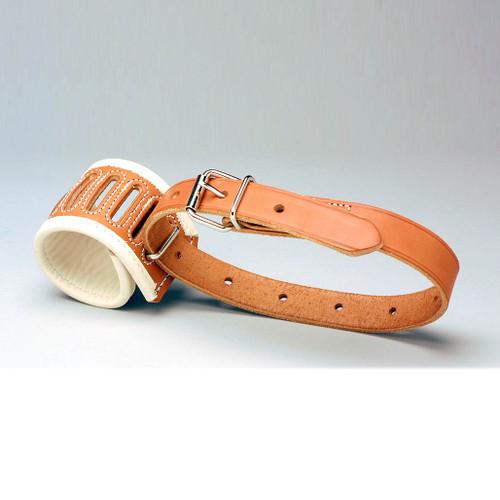 Humane Restraint Model AJ-201 Leather Non-Locking Ankle Restraints