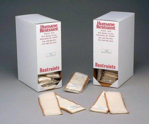 Humane Restraint Fleece Liners