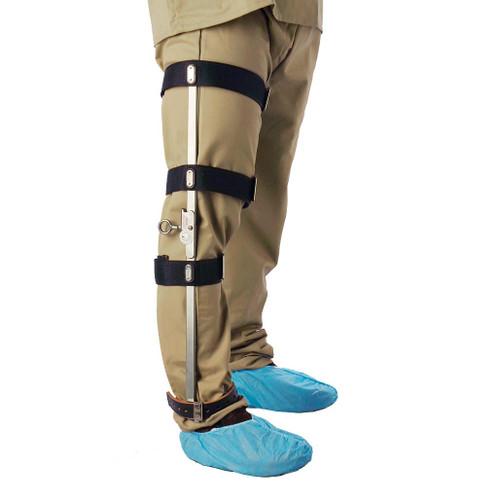 Humane Restraint Transport Leg Brace