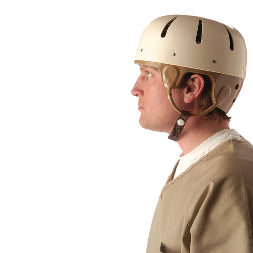 Humane Restraint Hard Shell Protective Helmets