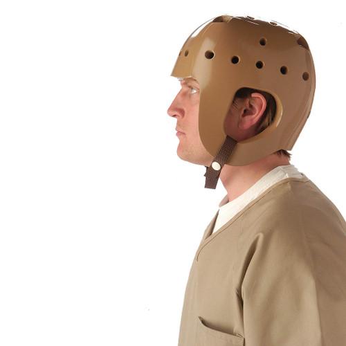 Humane Restraint Soft Shell Protective Helmets