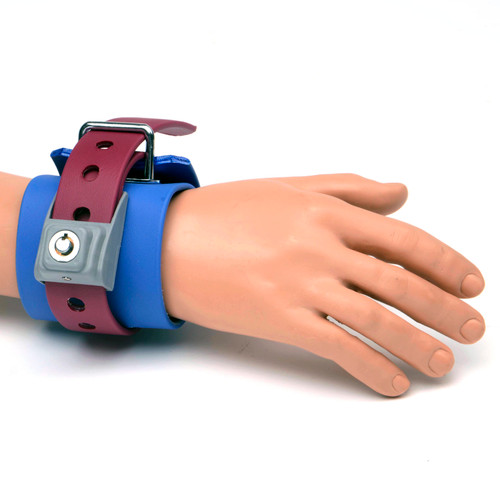 Humane Restraint Model WAL-501 Locking Wrist Restraints