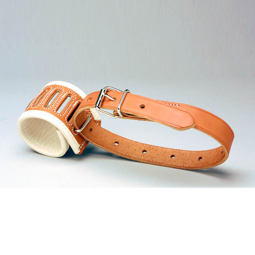Humane Restraint Model WJ-201 Leather Non-Locking Wrist Restraints