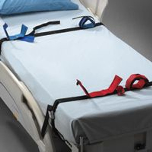 Posey Model 2794 & 2795 Connected T.A.T. Cuffs For Beds