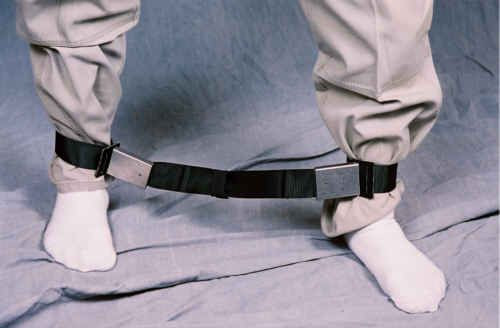 The Grip Ankle Restraint