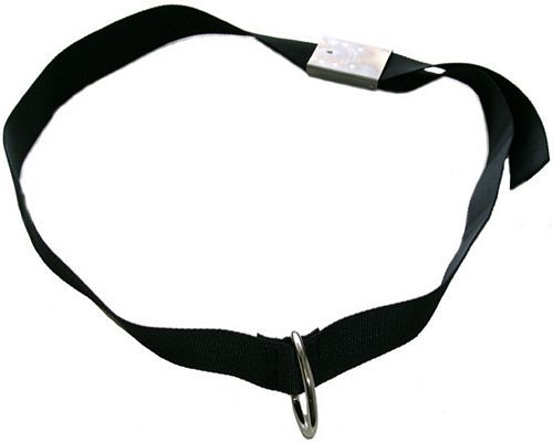 The Grip Waist Locking Waist Belt with D-Ring