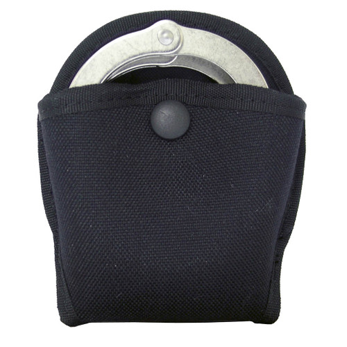 Uncle Mike's Sidekick Cordura Open Top Handcuff case