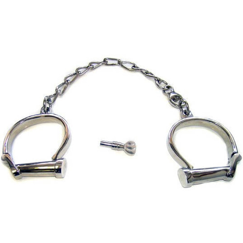 Chicago Model 1580 Rounded Darby Leg Irons