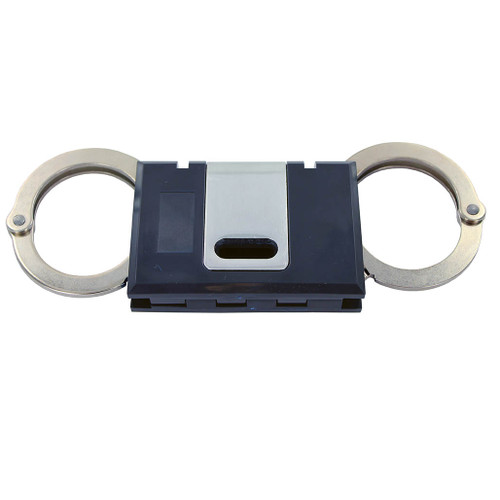 CTS Thompson Model 7084 Blue Box Cover For Chain Handcuffs