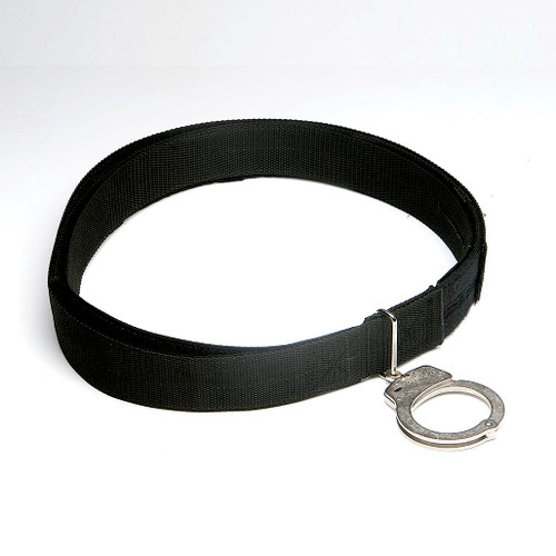 Nylon Transport Belt with Hook and Loop Closure with Half Cuf