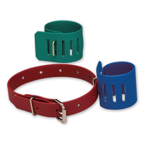 Humane Restraint Model WJ-201 Poly Non-Locking Wrist Restraints