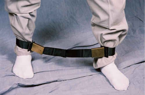 The Grip Restraint MRI-safe Ankle Restraints