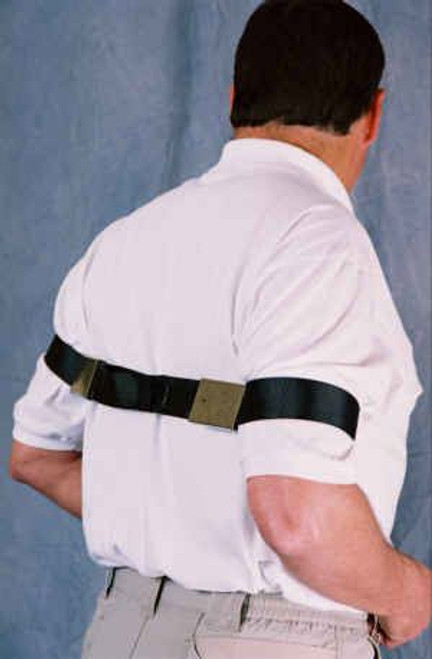 The Grip Restraint MRI-safe Shoulder Restraint