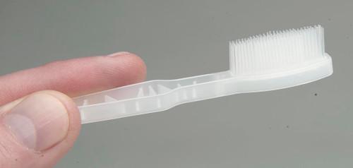 No Shank Toothbrush