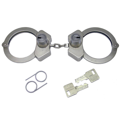 Peerless Model 7030HS High Security Oversized Handcuffs