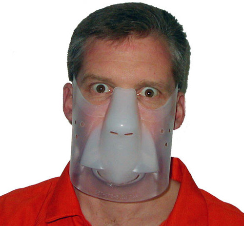 Ripp Restraints Protective Mask