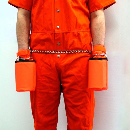 Ripp Restraints High Security Transport: The Tube, Orange