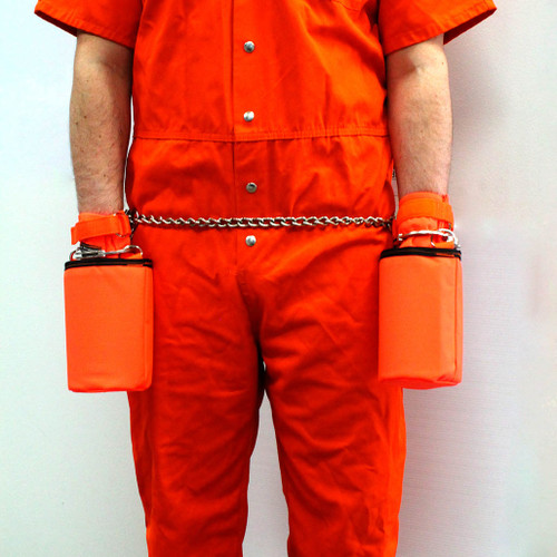 Ripp Restraints High Security Transport: The Tube, Orange
