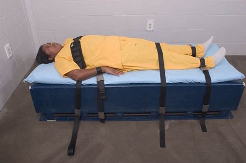 The Grip Medical Bed Restraint (6 Point)
