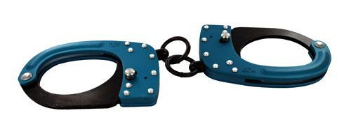 Rivolier Model 0307BL Blue Training Handcuffs