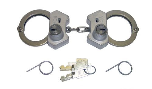 Smith & Wesson Model 100 Cuff-Maxx High Security Handcuffs