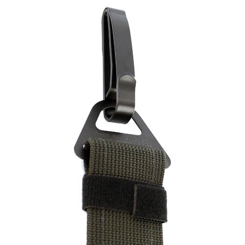 Zak Tool #212-55 Tactical Belt Clip System
