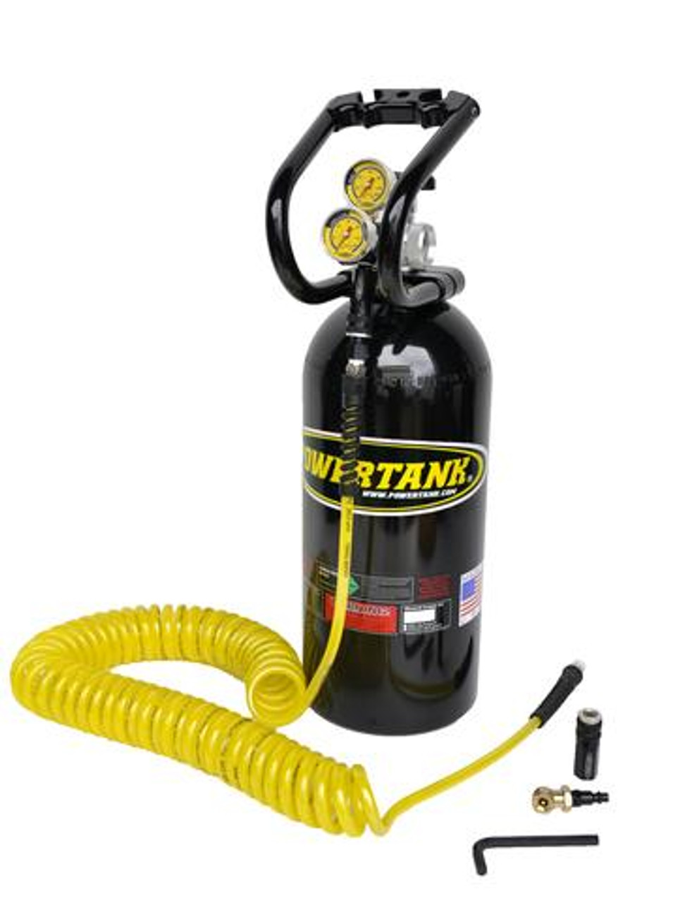 Power Tank  10 LB POWER TANK BASIC PKG - CO2 TANK PORTABLE AIR SYSTEM