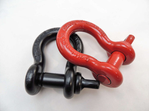 Factor 55 Crosby 5/8″ and 3/4″ Shackles