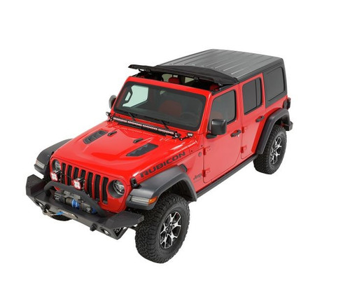 Bestop SUNRIDER® FOR HARDTOP FOR 2018 - CURRENT WRANGLER JL 2DR & UNLIMITED & 2020 Jeep Gladiator