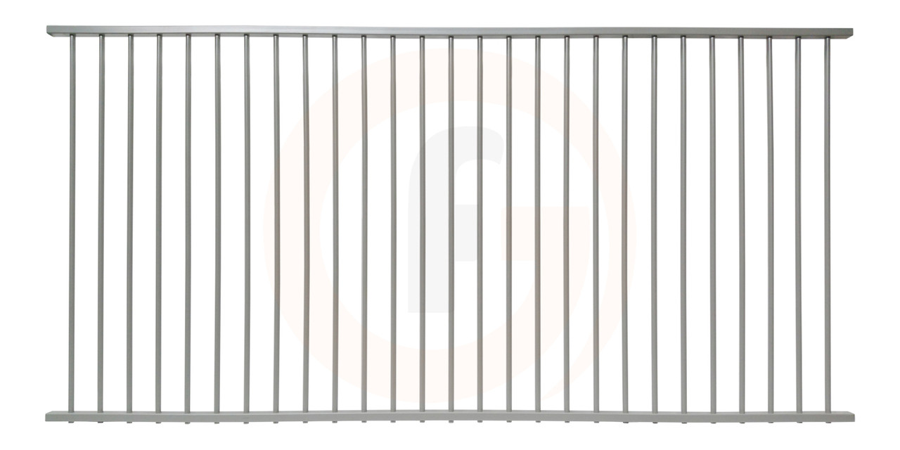 Pool Fence Safety Panel - 2.4m wide x 1.2m high