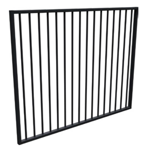 Extra Wide Single Gate - 1470mm wide x 1.2m high