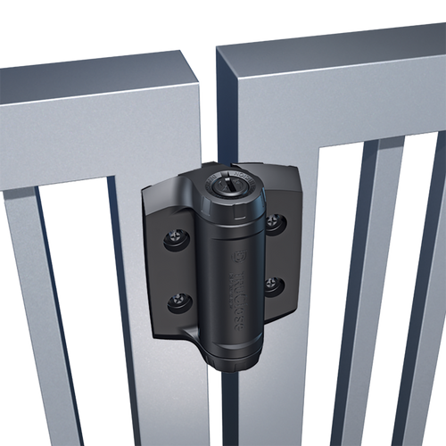 Heavy Duty Self-Closing Adjustable Tension Hinges