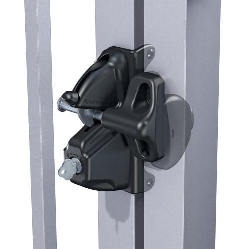 Deluxe Heavy Duty Lockable Security Gate Latch