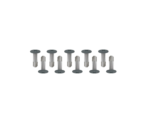 Bag of 100 Self Tapping Screws - 16mm long