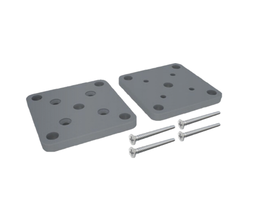 Base Plate Kit for 50mm Posts