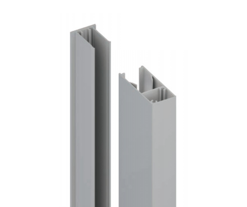 70x30mm Batten Front and Back Clip - 6100mm long