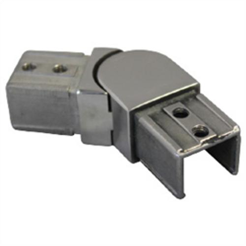 Square Mini 25mm x 21mm Variable Angle Joiner (Horizontal)