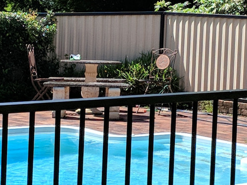 Great Pool Fence Deal - Fence Guru Australia Wide Black Aluminium Pool Fence Package Deal!