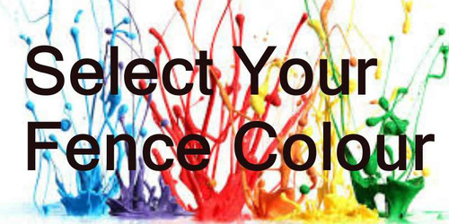 Select your designer pool fence colour.