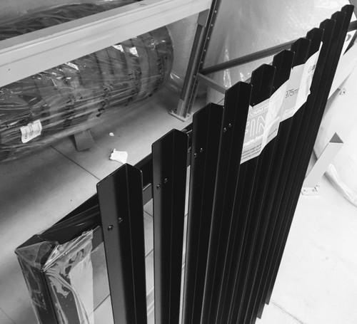 SlatFence Vertical Slat Gates