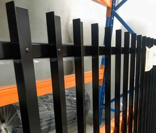SlatFence 1.8m High Pool Fence Panel - Vertical Slat Fencing