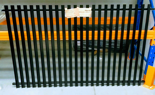 Slat-Fence 1.2m high Slat Fence is certified for pool fencing.