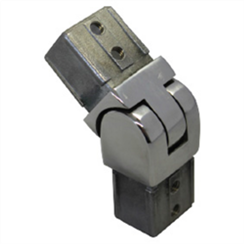 Square Mini 25mm x 21mm Variable Angle Joiner (Vertical)