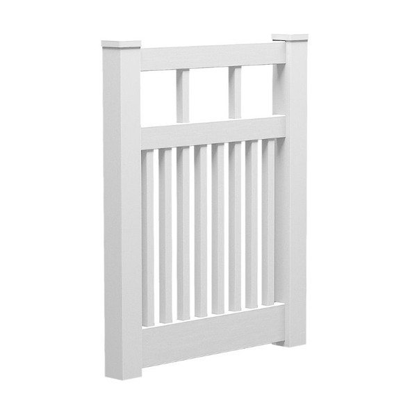 Semi Privacy Gate - 1000mm W x 1200mm H (POSTS SOLD SEPARATELY)
