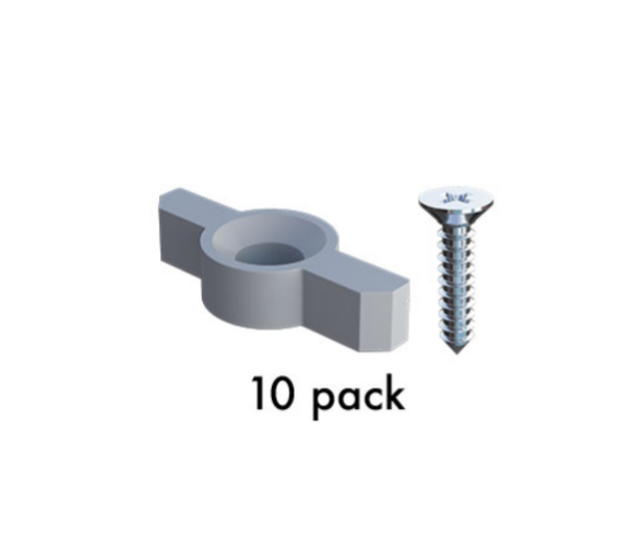 Locking Clips (10 Pack)